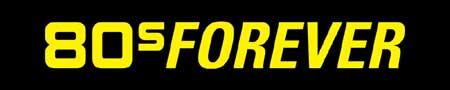 80s Forever Logo lang