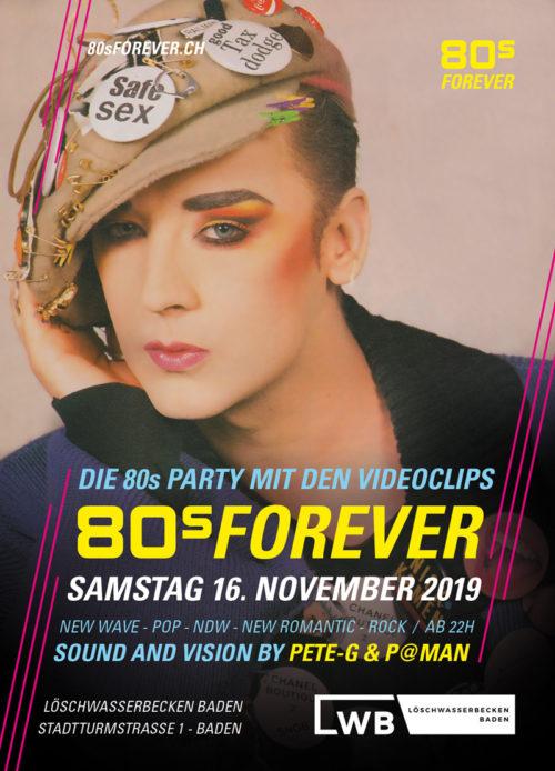 80s Forever LWB Baden 16. November 2019