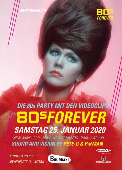 80s Forever 80s 80er Party